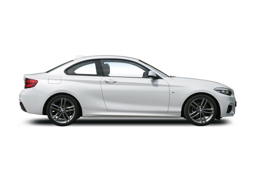 BMW 2 Series Coupe 220i M Sport 2dr [Nav] Step Auto