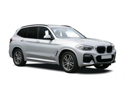 BMW X3 Estate xDrive20i xLine 5dr Step Auto