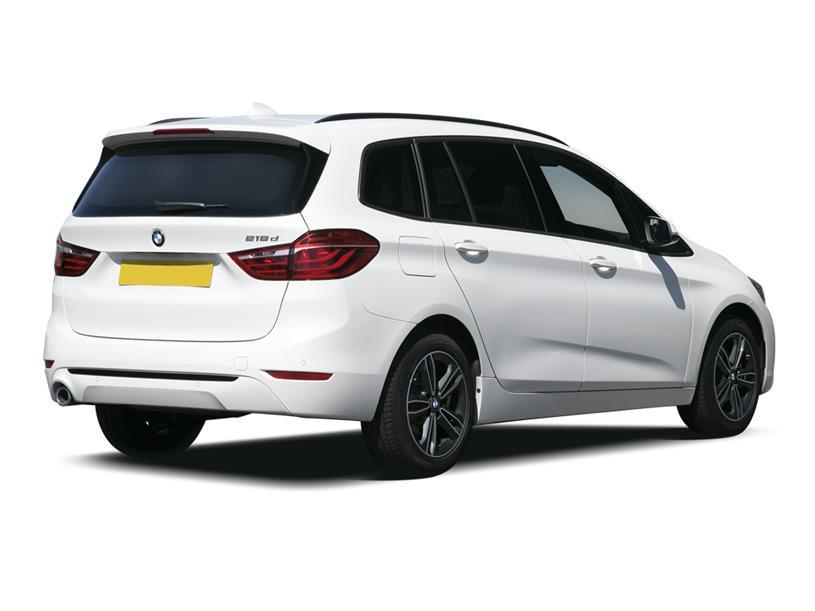 BMW 2 Series Diesel Gran Tourer 218d Luxury 5dr Step Auto