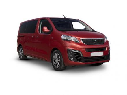 Peugeot Traveller Diesel Estate 2.0 BlueHDi 180 Allure Standard [8 Seat] 5dr EAT8