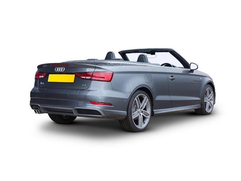 Audi A3 Cabriolet 35 TFSI Sport 2dr S Tronic [Tech Pack]