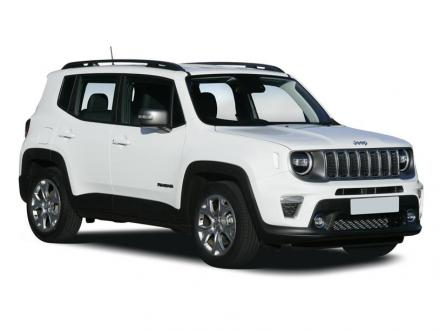 Jeep Renegade Hatchback 1.3 T4 GSE Limited 5dr DDCT