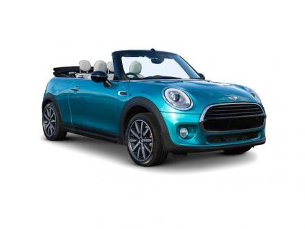 Mini Convertible 1.5 Cooper Exclusive II 2dr [Nav Pack]