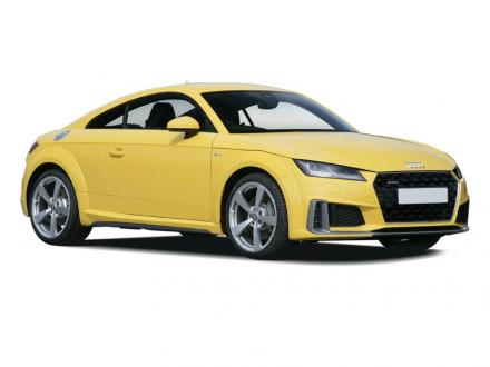 Audi Tt Coupe 40 TFSI Black Edition 2dr S Tronic [Tech Pack]