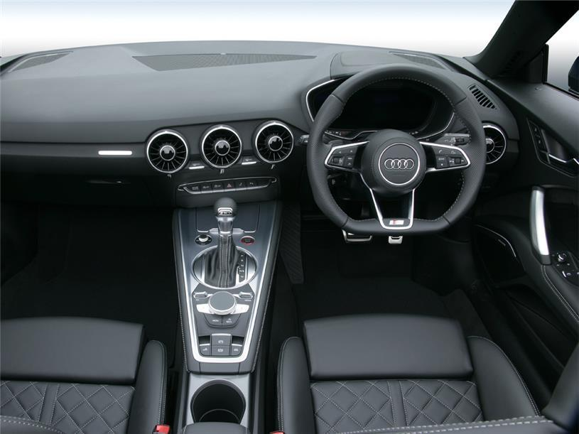Audi Tt Roadster 40 TFSI Black Edition 2dr S Tronic [Tech Pack]