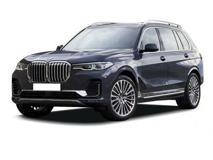 BMW X7 Diesel Estate xDrive M50d 5dr Step Auto [6 Seat]