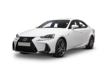 Lexus Is Saloon 300h 4dr CVT Auto [Sport Pack]