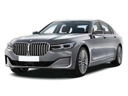 BMW 7 Series Saloon 745e 4dr Auto