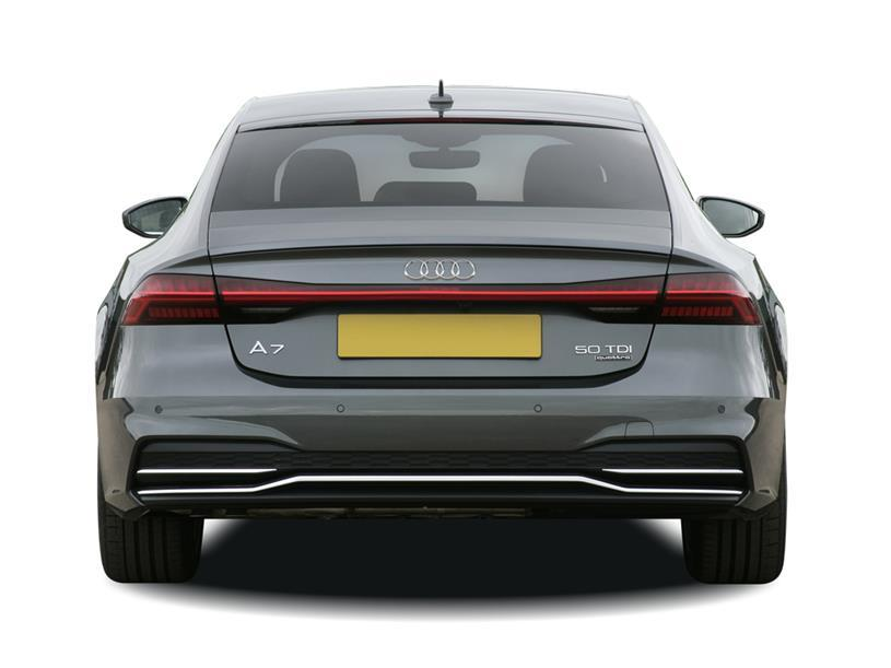 Audi A7 Diesel Sportback 40 TDI Black Edition 5dr S Tronic [Comfort+Sound]
