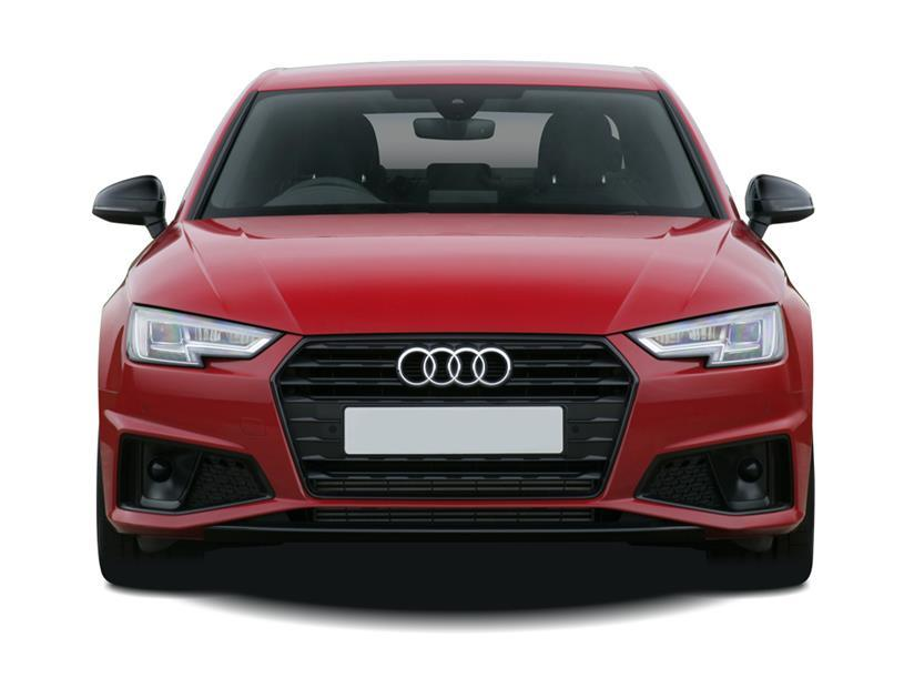 Audi A4 Saloon 35 TFSI Black Edition 4dr [Comfort+Sound]
