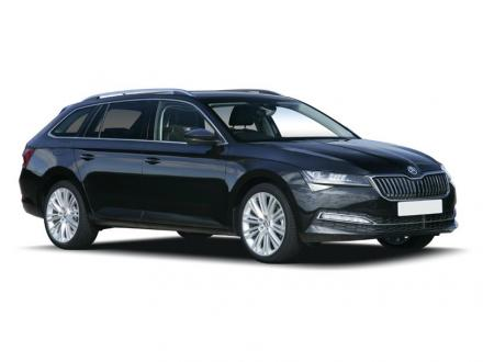 Skoda Superb Estate 2.0 TSI 190 Laurin + Klement 5dr DSG