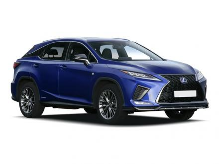 Lexus Rx Estate 450h 3.5 F-Sport 5dr CVT [Premium +Tech/Safety pk]