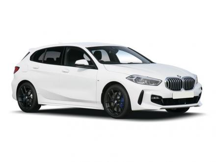 BMW 1 Series Diesel Hatchback 118d M Sport 5dr Step Auto [Tech Pack]