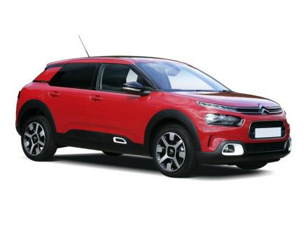 Citroen C4 Cactus Hatchback 1.2 PureTech 130 Flair EAT6 5dr
