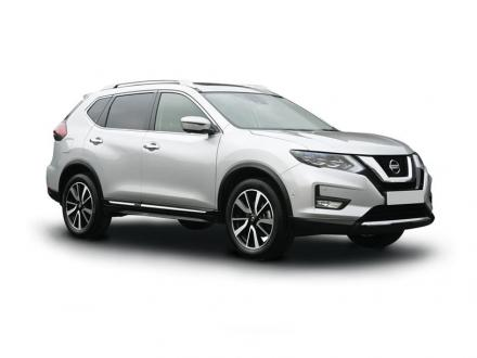 Nissan X-trail Station Wagon Special Editions 1.7 dCi N-Tec 5dr CVT