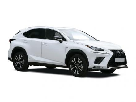 Lexus Nx Estate 300h 2.5 5dr CVT FWD [17 inch Alloy/without Nav]