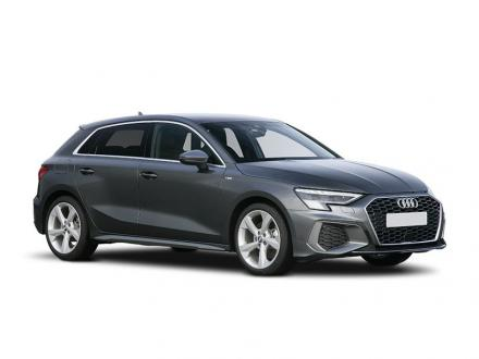 Audi A3 Sportback Special Editions 35 TDI Edition 1 5dr S Tronic [Comfort+Sound]