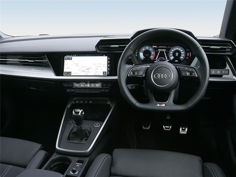 Audi A3 Sportback Special Editions 35 TDI Edition 1 5dr [Comfort+Sound]