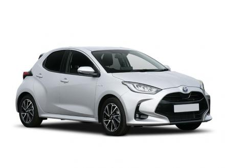 Toyota Yaris Hatchback 1.5 Hybrid Dynamic 5dr CVT [City Pack/Bi-tone]