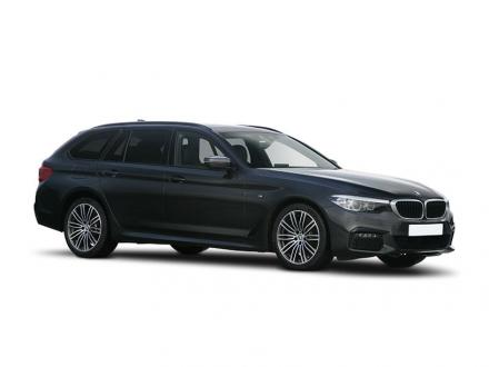 BMW 5 Series Diesel Touring 520d xDrive MHT SE 5dr Step Auto