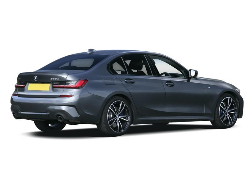 BMW 3 Series Diesel Saloon 318d M Sport 4dr [Tech/Pro Pack]