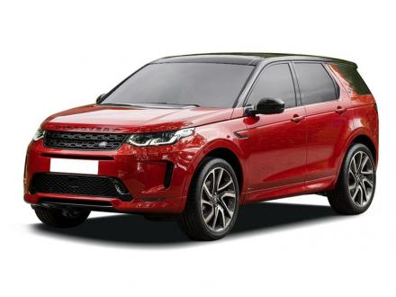 Land Rover Discovery Sport Diesel Sw 2.0 D165 R-Dynamic S Plus 5dr Auto [5 Seat]