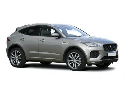 Jaguar E-pace Estate 2.0 P250 R-Dynamic HSE 5dr Auto