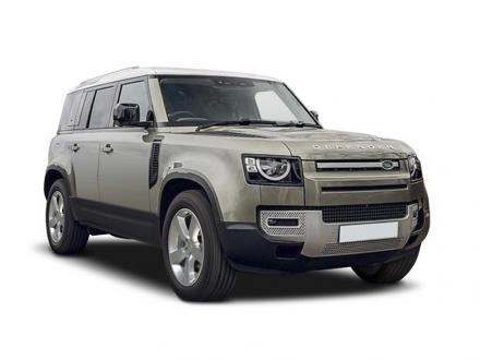 Land Rover Defender Diesel Estate 3.0 D250 X-Dynamic HSE 110 5dr Auto