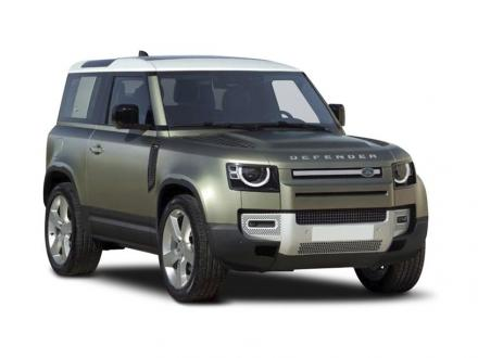 Land Rover Defender Estate 2.0 P300 X-Dynamic SE 90 3dr Auto