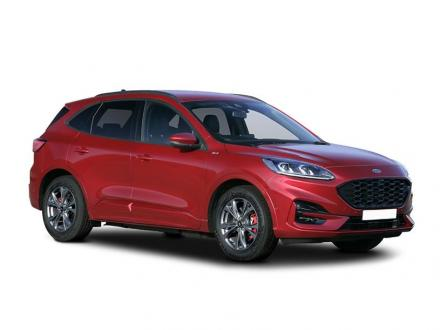 Ford Kuga Estate 1.5 EcoBoost 150 Titanium Edition 5dr