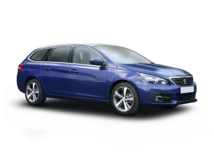 Peugeot 308 Diesel Sw Estate 1.5 BlueHDi 130 Allure 5dr [Digital i-Cockpit]