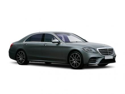 Mercedes-Benz S Class Saloon S500 4Matic AMG Line 4dr 9G-Tronic
