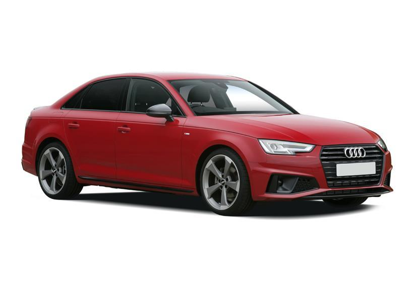 Audi A4 Diesel Saloon 35 TDI Sport Edition 4dr S Tronic