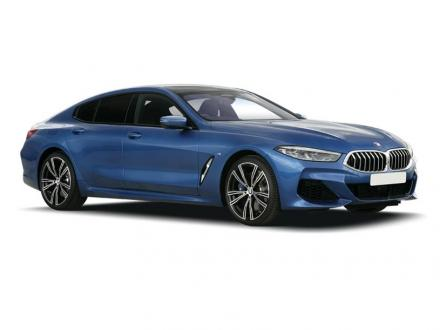 BMW 8 Series Gran Coupe 840i [333] sDrive M Sport 4dr Auto