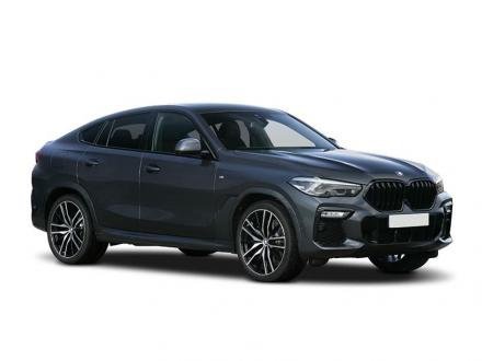 BMW X6 Estate xDrive40i MHT M Sport 5dr Step Auto [Tech Pack]