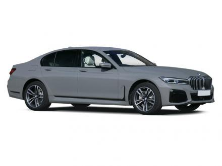 BMW 7 Series Saloon 740Li [333] 4dr Auto