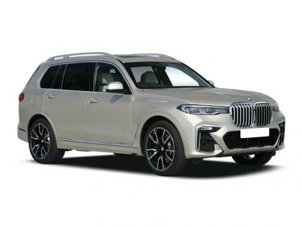 BMW X7 Estate xDrive40i MHT M Sport 5dr Step Auto [6 Seat]