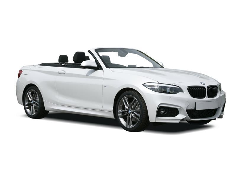 BMW 2 Series Convertible 218i [2.0] Sport 2dr [Nav] Step Auto