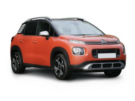Citroen C3 Aircross Diesel Hatchback 1.5 BlueHDi Shine 5dr [6 speed]