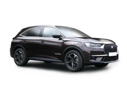 Ds Ds 7 Crossback Hatchback 1.2 PureTech Elegance 5dr EAT8