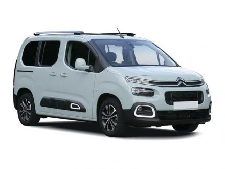 Citroen Berlingo Diesel Estate 1.5 BlueHDi 100 Feel M 5dr [6 Speed]