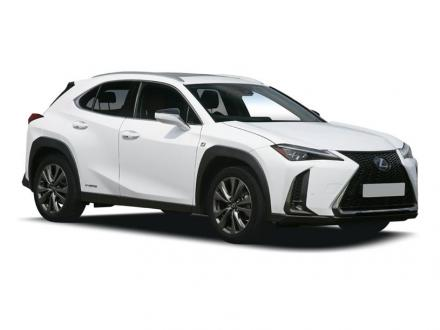 Lexus Ux Hatchback 250h 2.0 5dr CVT [17in/Premium Pack/without Nav]