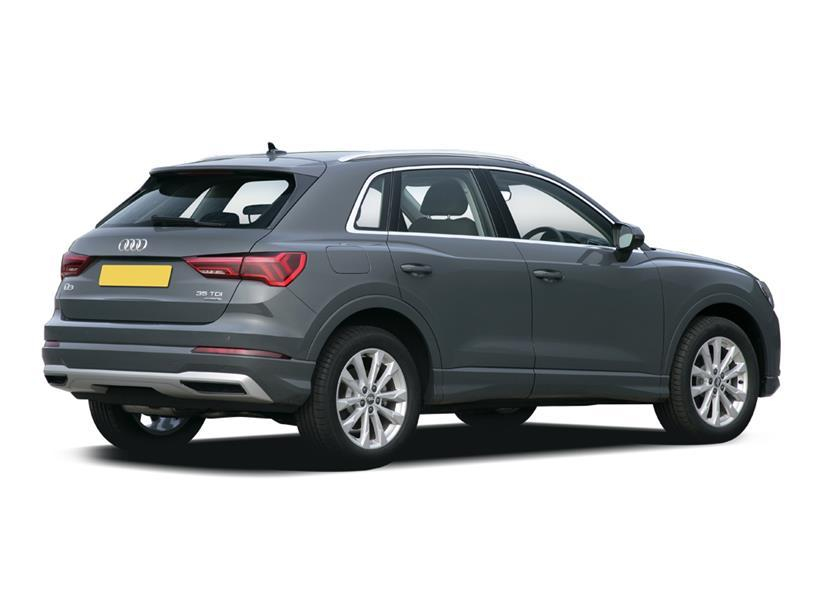 Audi Q3 Diesel Estate 35 TDI Black Edition 5dr