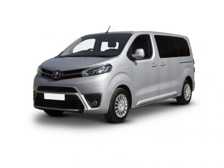 Toyota Proace Verso Diesel Estate 2.0D 140 Shuttle Long [TSS] 5dr