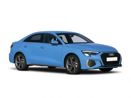 Audi A3 Diesel Saloon 30 TDI S line 4dr S Tronic [Comfort+Sound]
