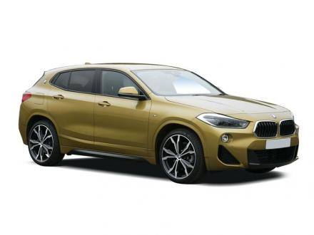 BMW X2 Diesel Hatchback xDrive 20d M Mesh Edition 5dr Step Auto