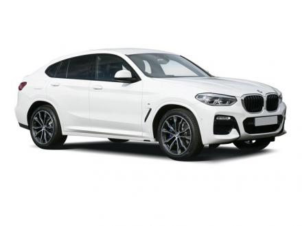 BMW X4 Diesel Estate xDrive20d MHT M Sport 5dr Step Auto [Pro Pack]