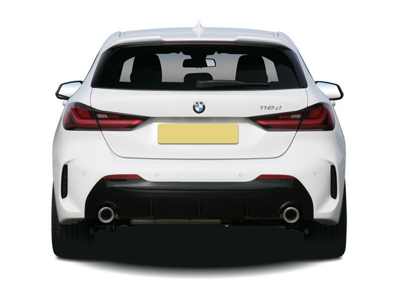 BMW 1 Series Diesel Hatchback 116d M Sport 5dr Step Auto [LCP/Tech pk]