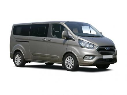Ford Tourneo Custom L2 Diesel Fwd 2.0 EcoBlue 130ps Low Roof 9 Seater