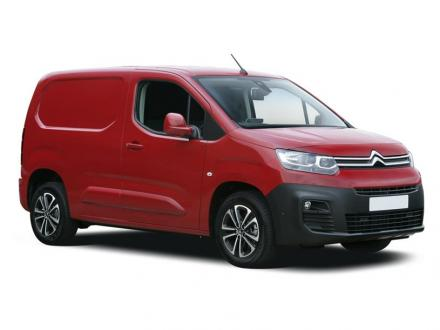 Citroen Berlingo M Diesel 1.5 BlueHDi 1000Kg Driver 100ps